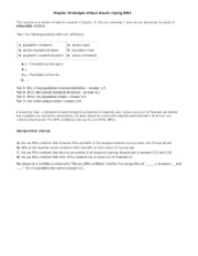 Chapter_19 Test answers