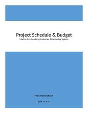 TD 7a-Budget_and_Schedule (1).docx