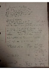 Algebra notes Polynomial Functions