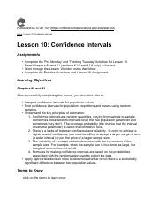 stat notes Lesson 10 Confidence Intervals.pdf