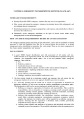 Ch12 - Emergency Preparedness and Response (Clause 4.4.7) - 020116