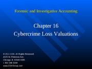 5Ed_CCH_Forensic_Investigative_Accounting_Ch16