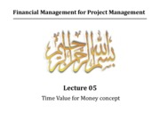 Lecture 05 - Time Value for Money concept (9)