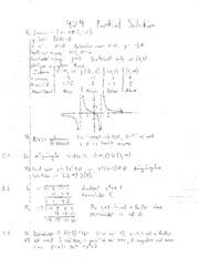 HW4 Solution