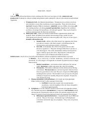 Study Guide for Exam 3 fall 16.docx