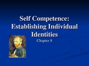 Self+Competence