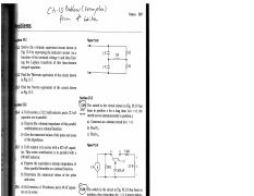 Ch 13 Problems - Laplace Transforms for Circuit Analysis Examples.pdf