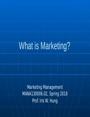 class 1 _ What is Marketing.pptx