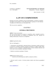 Eng_Law on Competition