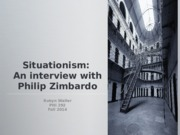 Situationism and moral judgments lecture