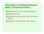 Health Psychology PP