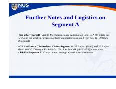 Further_notes_Segment A_logistics