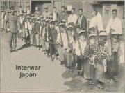 12 World History Guest Lecture - Interwar Japan