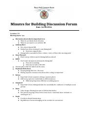 Building discussion forum Mintes 16.03.2016 (2)