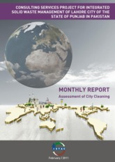 Assessment of city cleaning report