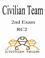 key 2nd RC2 dr.ameen - civilian team