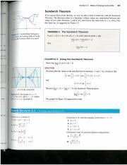 Calculus 12 Unit 2 Homework Questions
