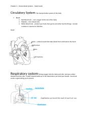 Chapter 3 body systems study guide.docx
