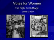 Votes for Women-1