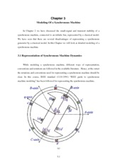 Power System Stability chapter3