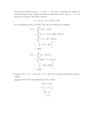 MATH 110 Curves Intersection Proof Notes