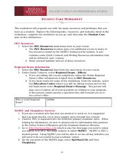 1.5 Student Care Worksheet Quiz.docx