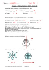 Chapter_4_Making_Patterns_TEST_Maths_1B_SOLUTIONS