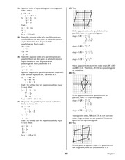 Pre-Calculus Homework Solutions 249