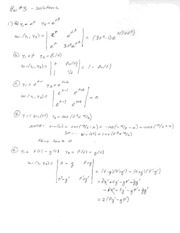 Enas 194a Problem Set 3 Solutions