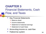 Chapter 03_Financial Statements_Student