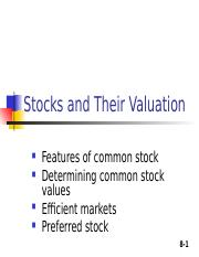 share valuation.ppt