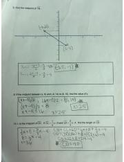 Distance and Midpoint Formulas 4