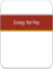 Ecology Test Prep_1