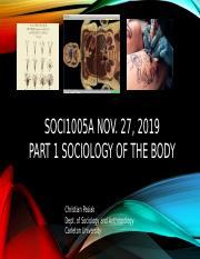 Ls10-11 191127  191204 Soc. of the Body, Work  Economy, Collective Action and Social Movements.pptx