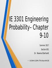 IE3301.Chapter9-10.pptx