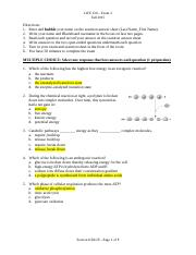 Exam 2 Version A Section 6 Blue - KEY.docx