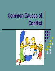 4B2 Skills Causes of Conflict (St).ppt