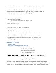 The Project Gutenberg eBook