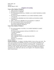 Chapter 22 Leasing Class Note 2014 FNCE 3P93