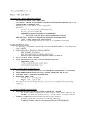 Business Ethics Midterm Study Guide .pdf