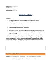 jayvont johnson Collaboration Reflection Worksheet.docx