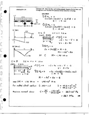 511_Mechanics Homework Mechanics of Materials Solution