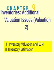 MGA301 Ch9-Lecture Inventory2.ppt