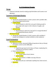 Ch. 15 Psychological Therapies.docx