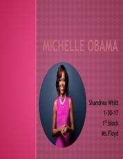 shandrea whitt (michelle )