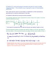 Section 5.2_  Discrete Probability Distributions and the Mean (Expected Value)