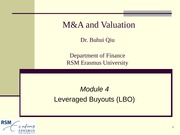 M&A_Lecture_8