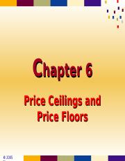 Cap 6 price_ceiling_powerpoint
