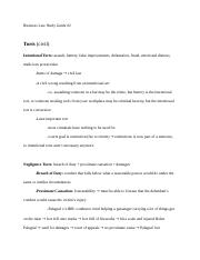 Business Law Study Guide 2.docx