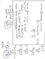 Chain Rule Problems